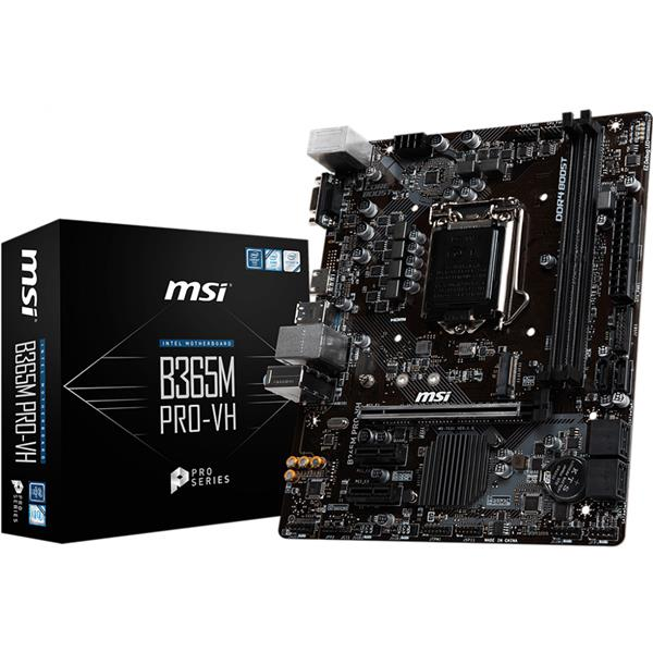 Motherboard Msi B365M Pro VH 1151
