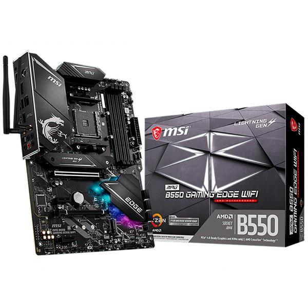 Motherboard MSI B550 Gaming Edge WIFI