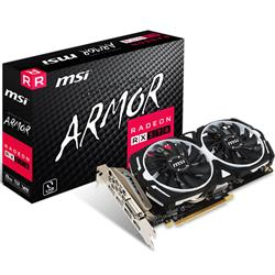Placa de Video MSI Rx 570 8GB Armor Radeon GDDR5