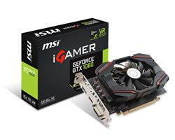 Placa de Video MSI GTX1060 6Gb Ddr5 iGamer OC