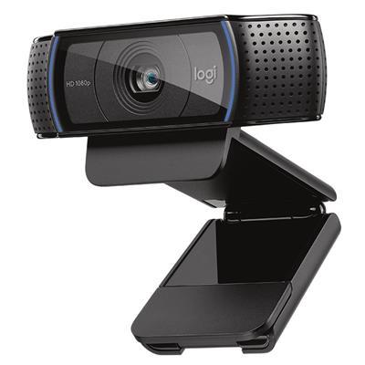 Webcam Logitech C920 Full HD
