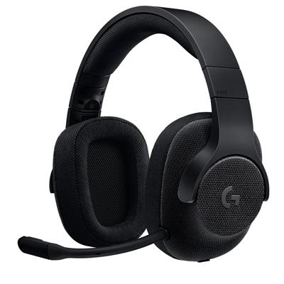 Auricular Logitech G433 Gaming Black