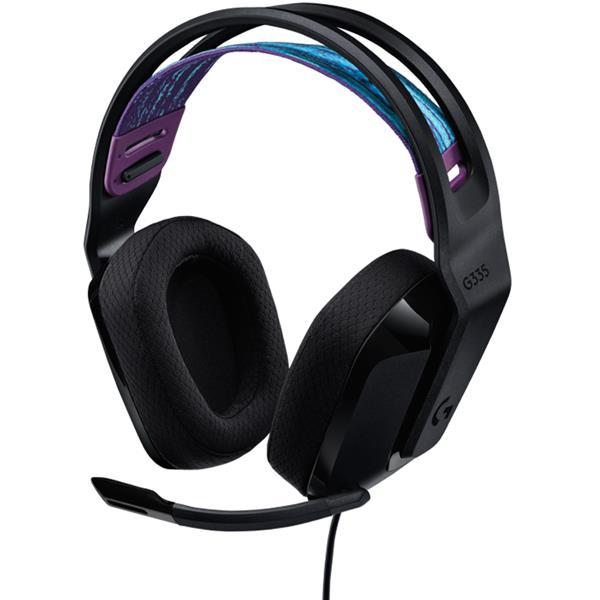 Auricular Logitech G335 Gaming Black