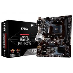 Mother Msi (AM4+) A320M PRO-M2 V2