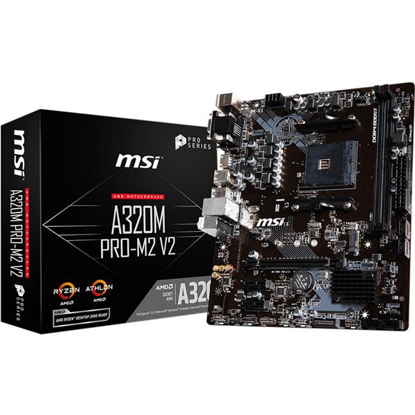 Motherboard MSI A320M PRO-M2 V2 AM4