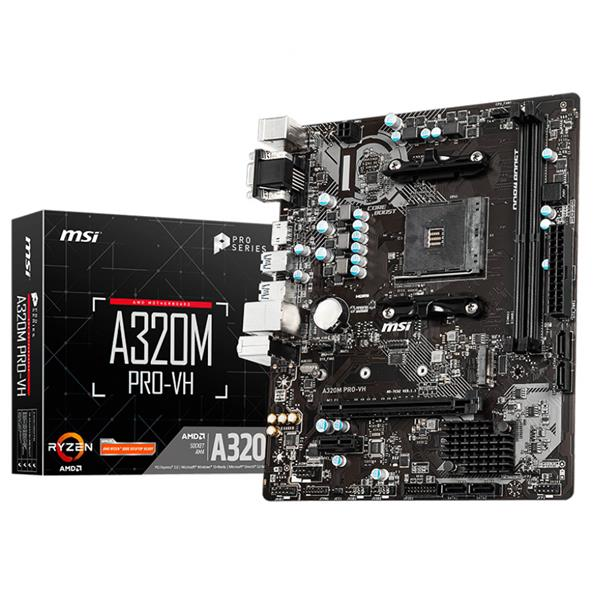 Motherboard MSI A320M PRO-VH AM4