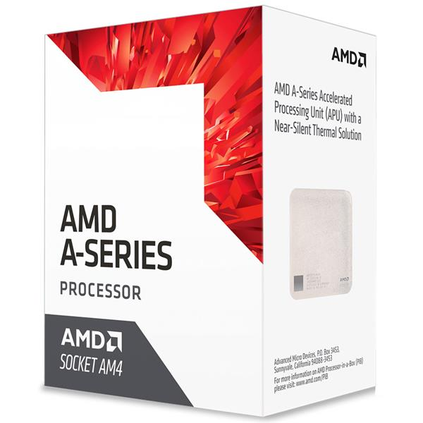 Micro AMD APU A8 9600 3.4 Ghz AM4