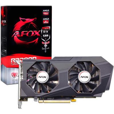 PLACA DE VIDEO AFOX RX 580 8GB GDDR5