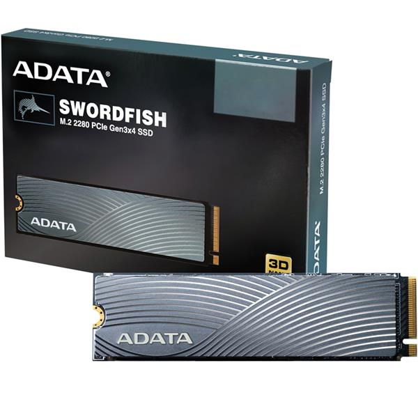 Disco Solido SSD 250GB Adata SwordFish M.2 NVMe PCIe x4 3.0