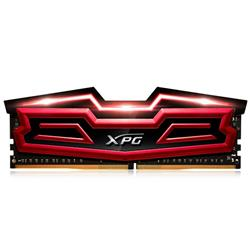 Memoria 8Gb 2400 Ddr4 Adata Xpg Dazzle Red