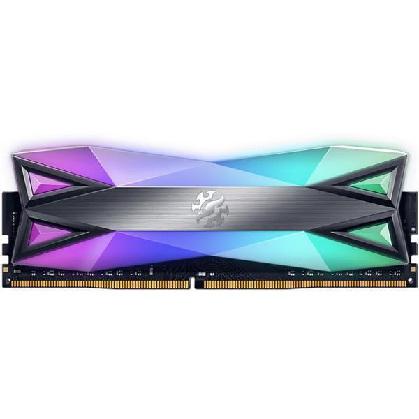 Memoria Ram Adata Xpg SPECTRIX D60 RGB 8GB 3200 Mhz DDR4