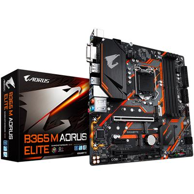 Mother Gigabyte (1151) B365M AORUS ELITE