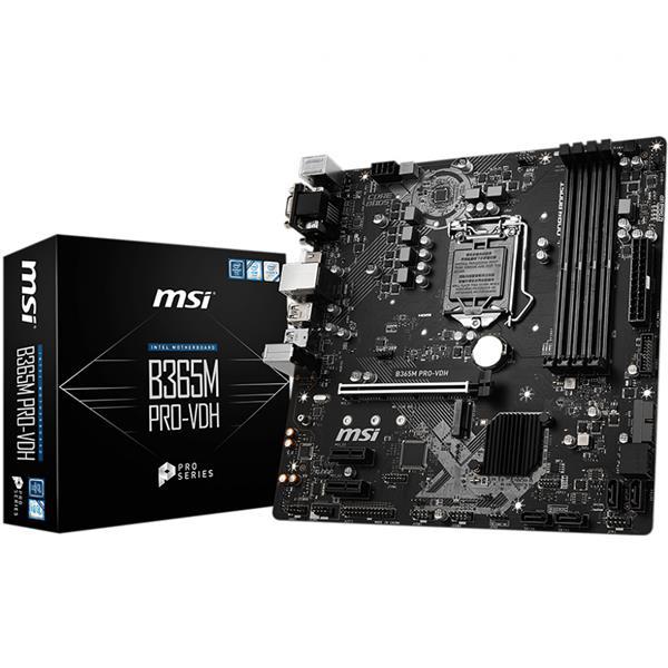Motherboard Msi B365M Pro VDH 1151
