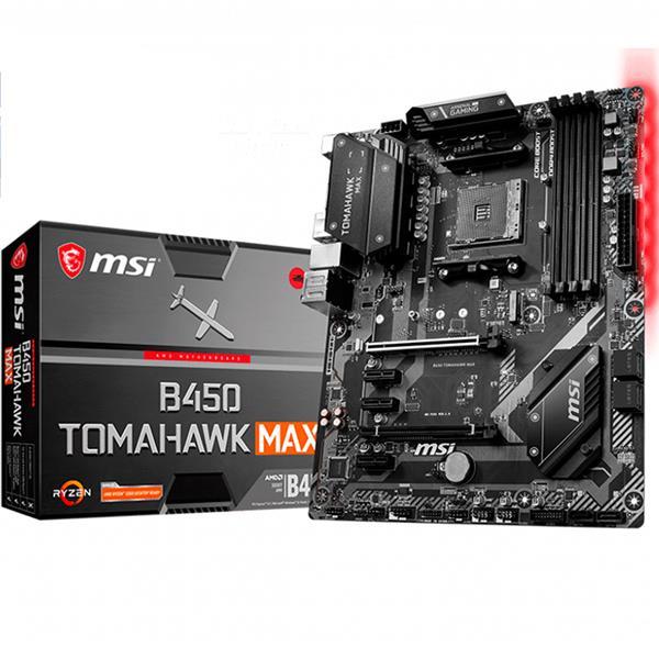 Motherboard MSI B450 Tomahawk MAX AM4