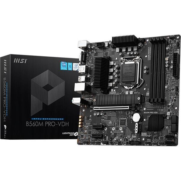 Motherboard MSI B560M PRO-VDH 1200