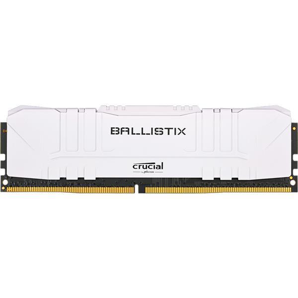 Memoria Ram Crucial Ballistix White 8GB 3000 Mhz DDR4