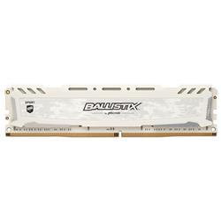 Memoria RAM 16GB 3200 Mhz Crucial Ballistix Sport LT White DDR4