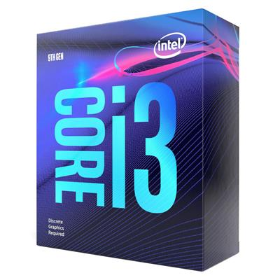Micro INTEL (1151) CORE I3 9100F 4.2 GHZ