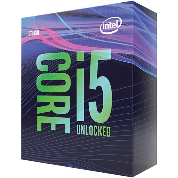 Micro Intel I5-9600KF 9Mb 3.7GHz S.1151 S/ COOLER
