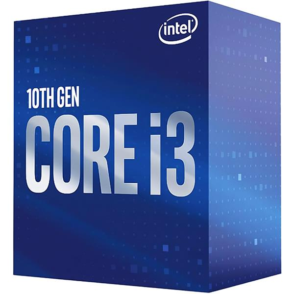 Micro Intel I3-10100 4.3Ghz 6Mb S.1200