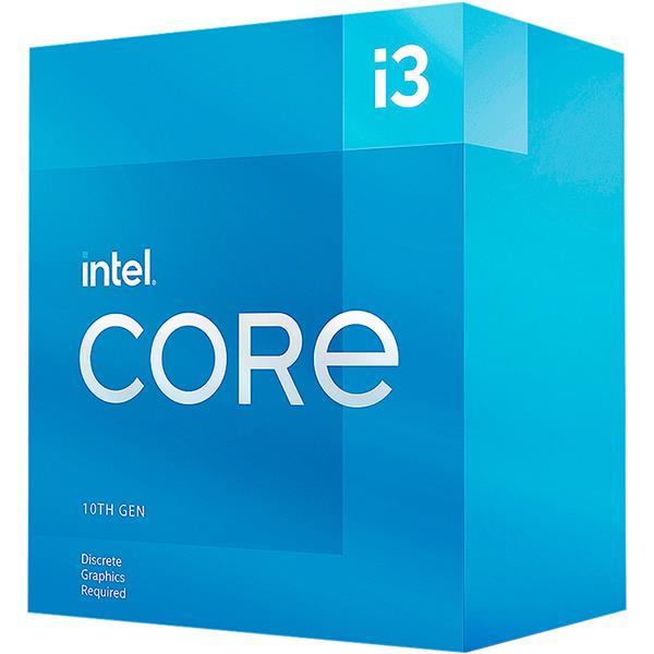 Micro Intel I3-10105F 4.4Ghz 6Mb S.1200