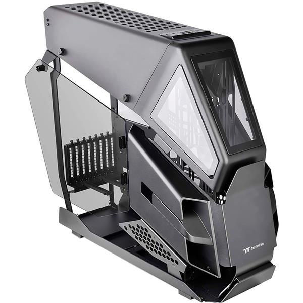 Gabinete Thermaltake AH T600 Tempered Glass Black