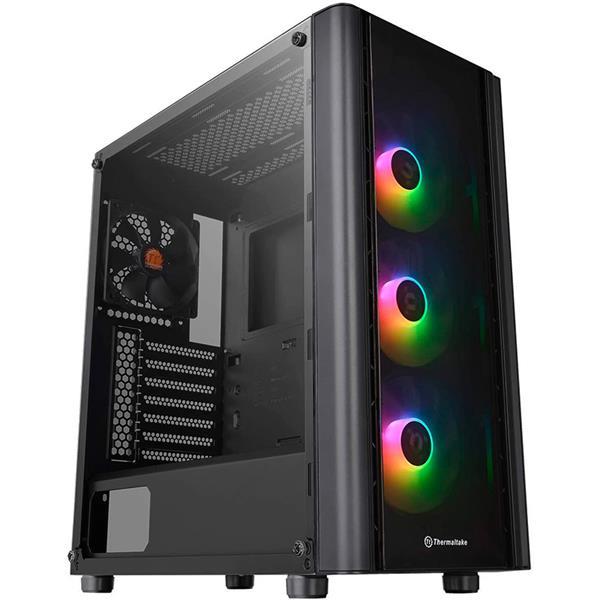 Gabinete ThermalTake V250 ARGB TG