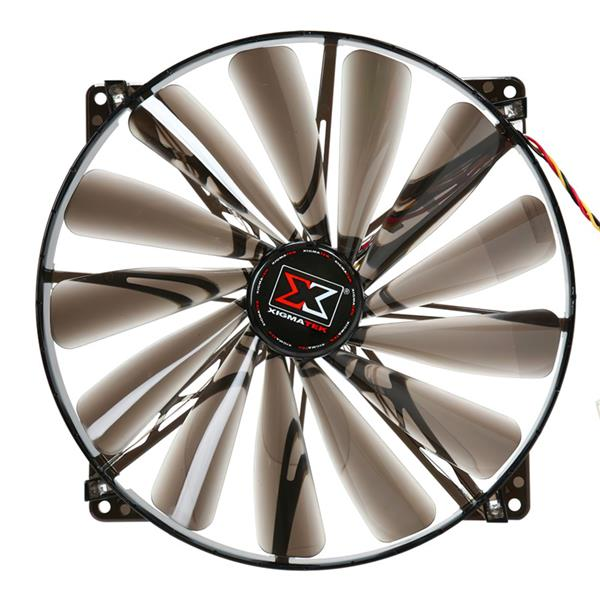 Fan Xigmatek XLF-F2004 (Black Leaf)