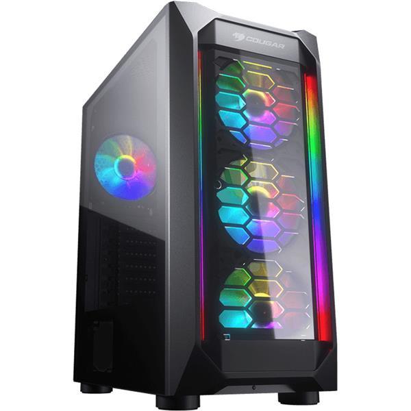 Gabinete Cougar MX410-G RGB