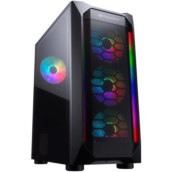 Gabinete Cougar MX410 Mesh-G RGB