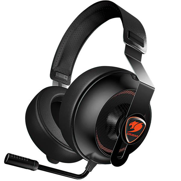 Auricular Cougar Phontum Essential Black PS4 / PC