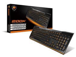Teclado Cougar 200K (Spain)
