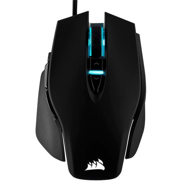 Mouse Corsair M65 Elite RGB Ajustable Black