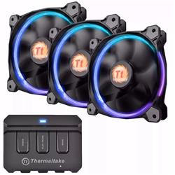 Thermaltake Fan x3 120mm Riing RGB