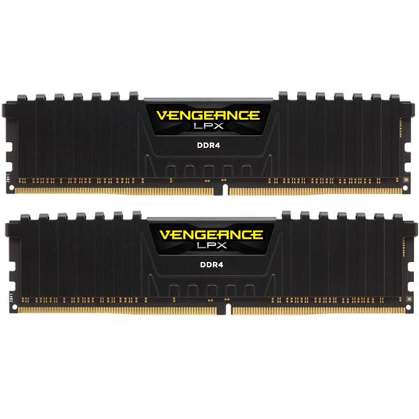 Memoria Ram Corsair Vengeance LPX Black 16GB (2X8GB) 3200 Mhz DDR4