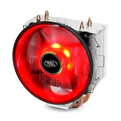 Cpu Cooler Deep Cool Gammaxx 300R Red LED