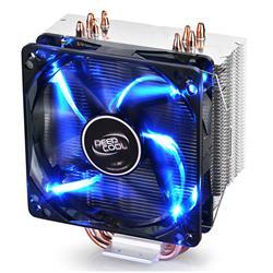 Cpu Cooler Deep Cool Gammaxx 400 Blue Led