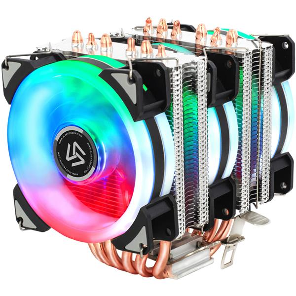 Cpu Cooler Alseye DR90 Fixed RGB