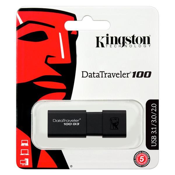 Pen Drive 32Gb Kingston Data Traveler 100
