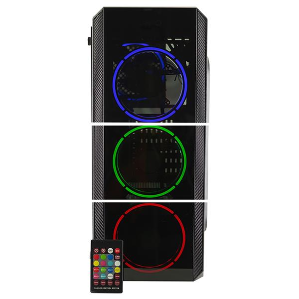 Gabinete Gamer Aureox Hydra ARX 330G