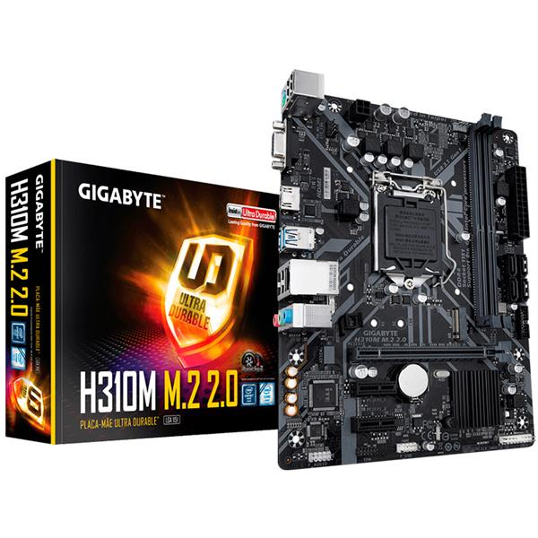 Motherboard Gigabyte H310M M.2  2.0 1151
