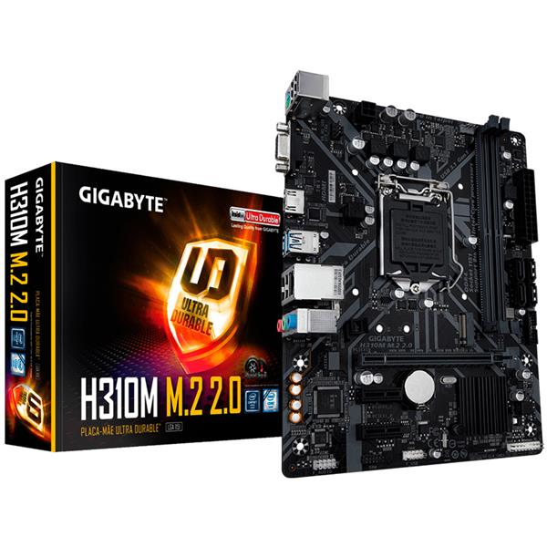 Motherboard Gigabyte H310M M.2 1151