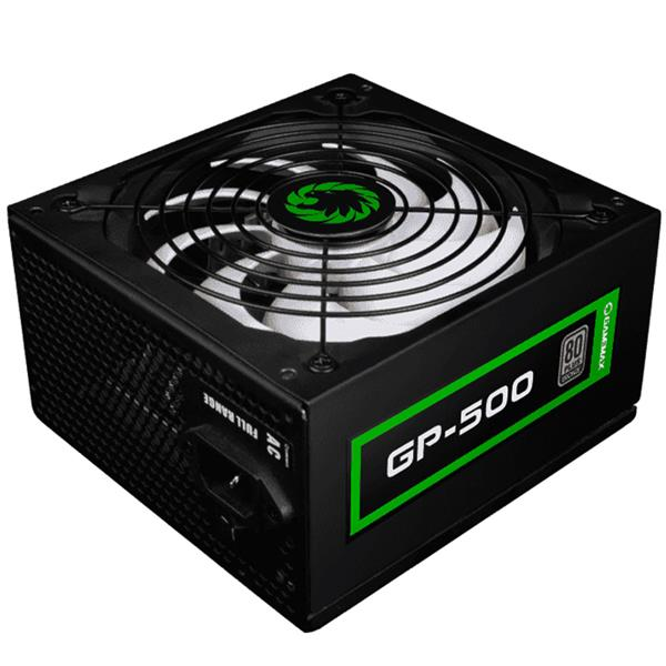 Fuente 500W Gamemax 80 Plus Bronze GP-500