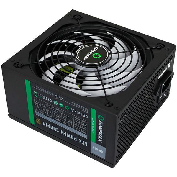 Fuente 650W Gamemax Plus Bronze GP-650