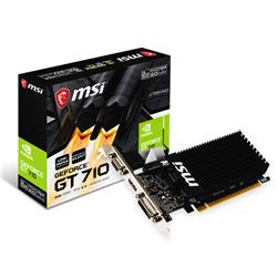 Placa de Video Msi GT 710 2Gb LP Ddr3