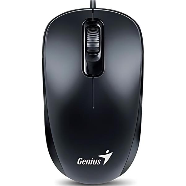 Mouse Genius DX-110 Black Usb