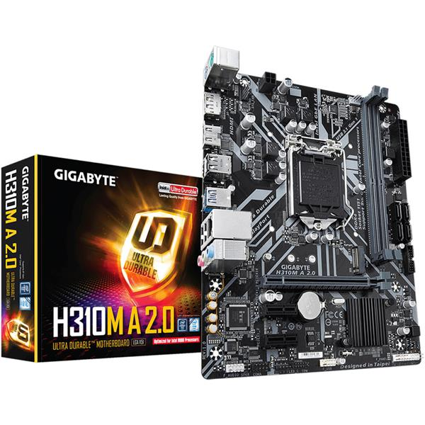 Mother Gigabyte (1151) H310M-A 2.0