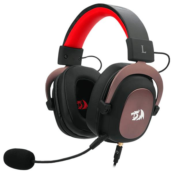 Auricular c/mic Redragon ZEUS 2 H510