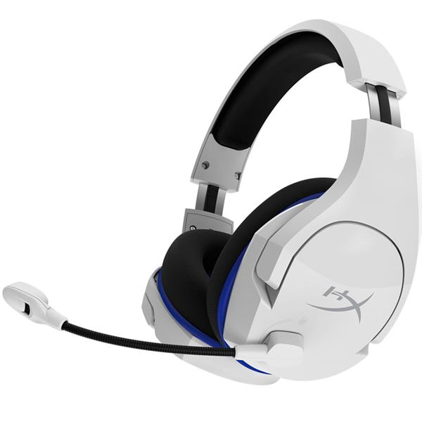 Auricular Kingston Hyper X Cloud Stinger Core Wireless White PC - PS4 - PS5
