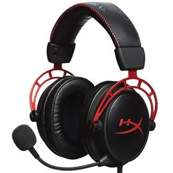 Auricular Kingston Hyper X Cloud Alpha Red